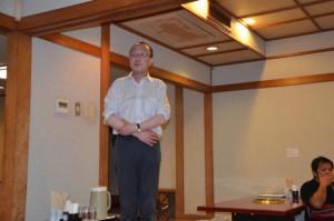名古屋東急ホテル ロワール鉄板焼・小早川康シェフ